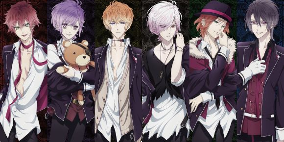 Diabolik Lovers Wallpaper Fall 1000 Images About Diabolik Lovers On Pinterest Diabolik