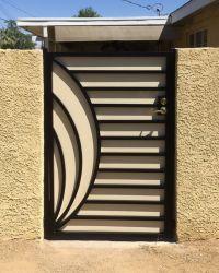 Best 25+ Modern gates ideas on Pinterest | Aluminium ...