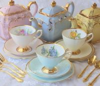 1218 best images about TEA CUPS SO PRETTY on Pinterest