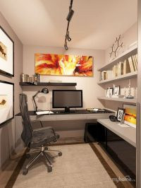 25+ Best Ideas about Small Office Design on Pinterest ...