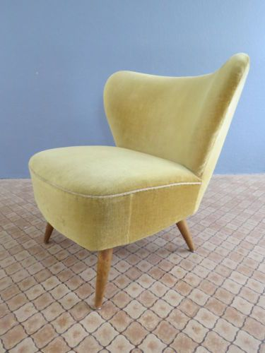 Cocktailsessel Vintage 36 Best Images About Chairs On Pinterest | Velvet Chairs