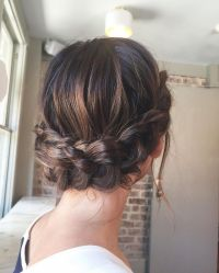 Best 25+ Low updo hairstyles ideas on Pinterest