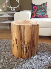 1000+ images about Tree Stump Tables,Stump Side Tables ...