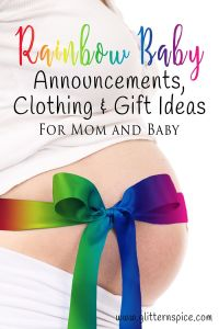 Best 20+ Rainbow Baby Announcement ideas on Pinterest