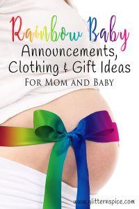 Best 20+ Rainbow Baby Announcement ideas on Pinterest | Im ...
