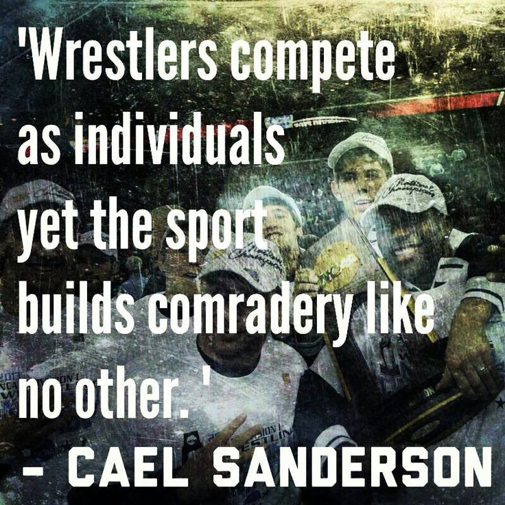 Stud Quotes Wallpapers Cael Sanderson Greatest Wrestler Ever Quotes That Are