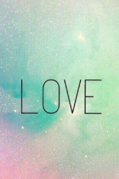 iPhone wallpaper // galaxy love | wallpaper | Pinterest | Love, iPhone wallpapers and Galaxies