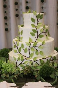 25+ best ideas about Nature wedding cakes on Pinterest ...