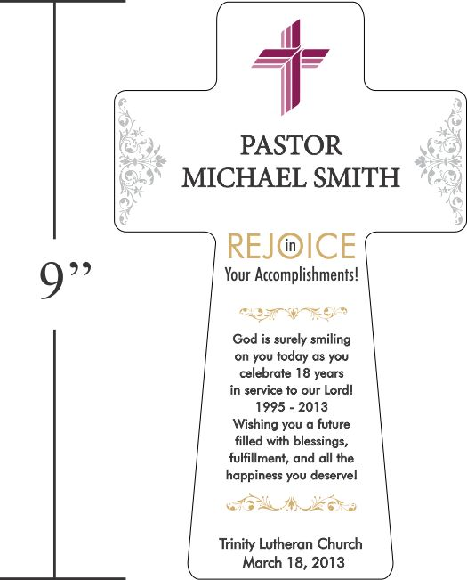 sample invitation letter for pastor anniversary