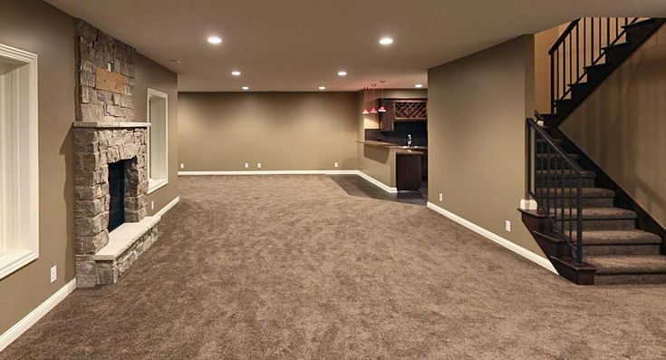 Best 25 Open Basement Ideas On Pinterest