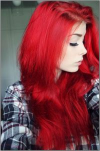 best bright red hair dye 1000 ideas about bright red hair ...