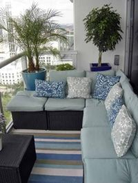 17 Best ideas about Small Apartment Patios on Pinterest ...