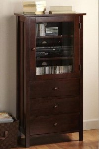 Outdoor Stereo Cabinet Plans - WoodWorking Projects & Plans