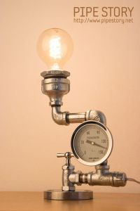 [PIPE LAMP] PIPE STORY Produce and sell genuine handmade ...