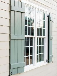 Best 25+ Exterior shutters ideas on Pinterest | DIY ...