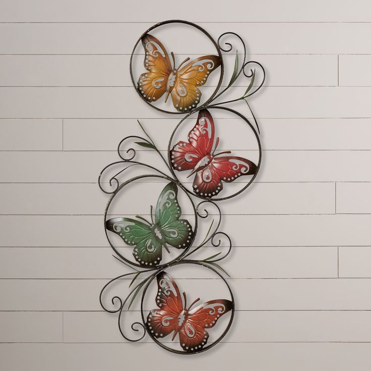1000+ ideas about Butterfly Wall Decor on Pinterest