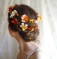1000+ ideas about Hair Wreaths on Pinterest | Flower ...