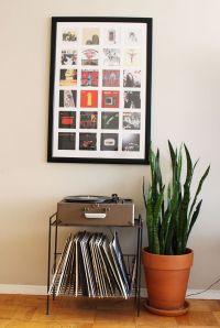 25+ best ideas about Cd wall art on Pinterest   Cd art ...