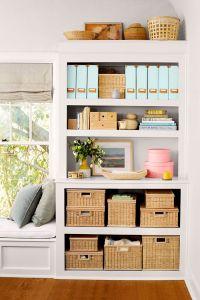 25+ best ideas about Bookshelf storage on Pinterest ...