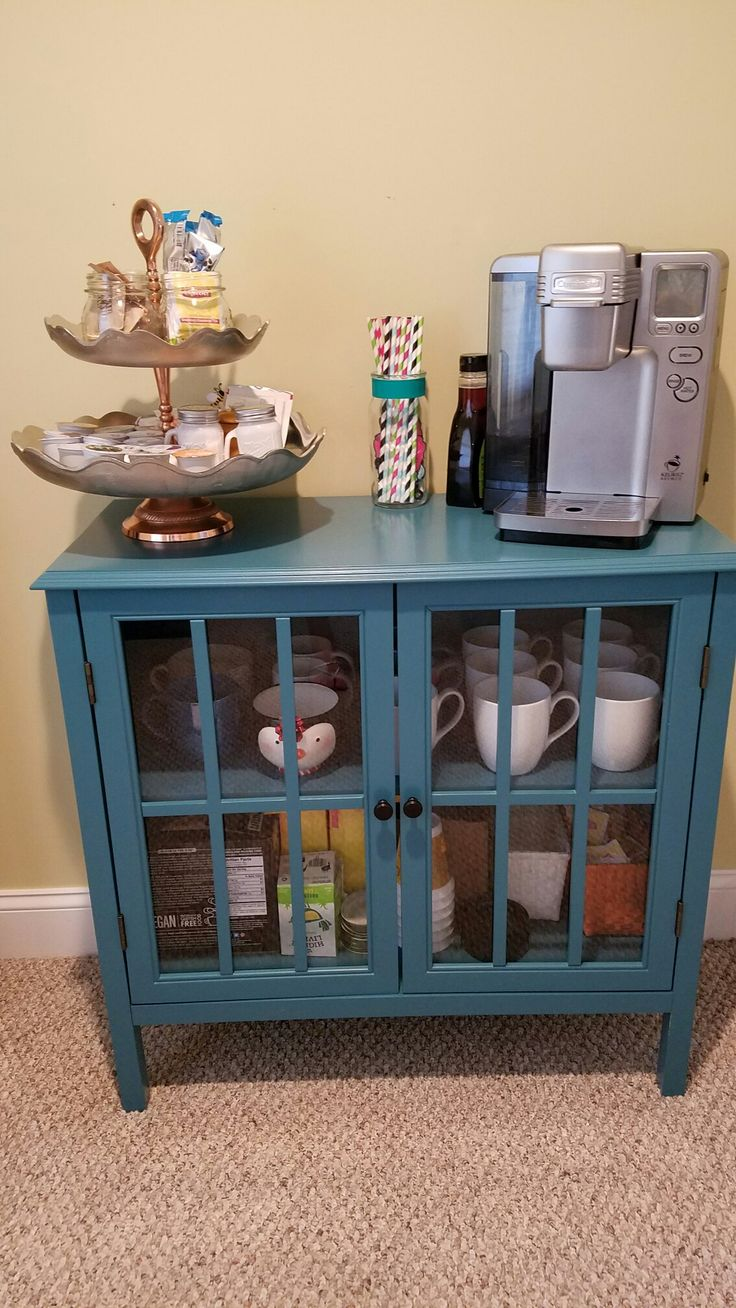 target furniture target kitchen chairs Coffee station Target windham collection cabinet 2 tier shelf home goods Jars home goods