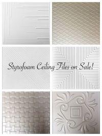 25+ best ideas about Ceiling Tiles on Pinterest | Kitchen ...