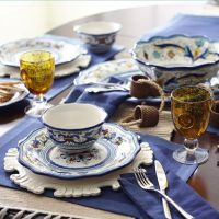 1000+ images about San Marino Dinnerware from Pier1 on