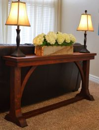 25+ best ideas about Narrow Console Table on Pinterest ...