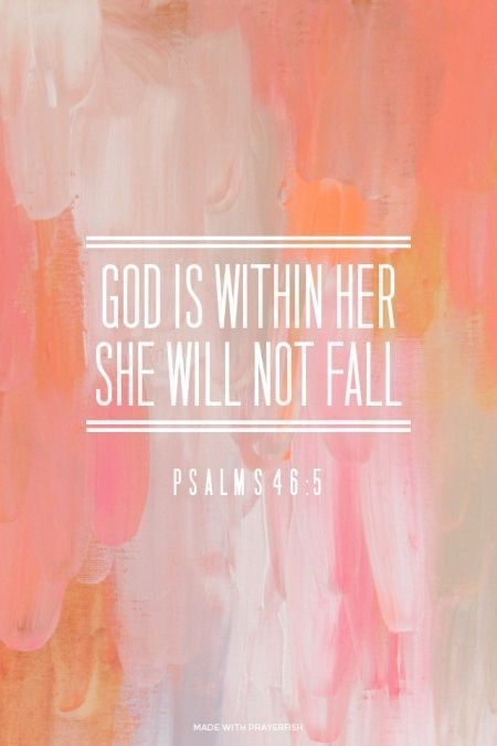 God Is Within Her She Will Not Fall Wallpaper 25 Best Ideas About Christian Wallpaper On Pinterest
