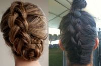 25+ best ideas about Inverted french braid on Pinterest ...