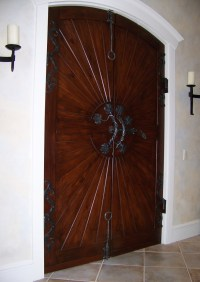 1000+ images about wine cellar doors. on Pinterest | Wine ...