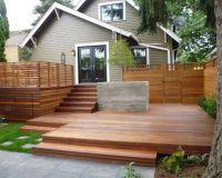 25+ Best Ideas about Modern Deck on Pinterest   Modern ...