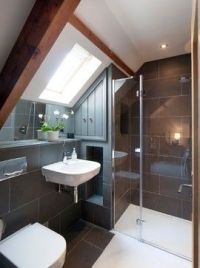 25+ best ideas about Small attic bathroom on Pinterest ...
