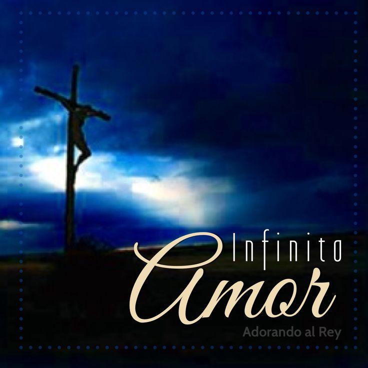 Catholic Quote Wallpaper Dios Nos Ama Con Infinito Amor Dios Jesus Jesucristo