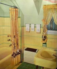 mid century bathroom - Bing Images   Vintage Bathrooms ...