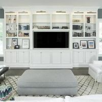 Top 25+ best Shelf above tv ideas on Pinterest | Tv on ...