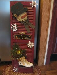 1000+ ideas about Window Shutter Crafts on Pinterest