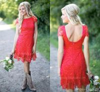 Best 20+ Red Bridesmaid Dresses ideas on Pinterest | Red ...