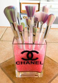 25+ best Makeup brush holders ideas on Pinterest   Makeup ...