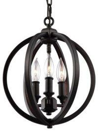 Murray Feiss Corinne Contemporary Pendant Light ...