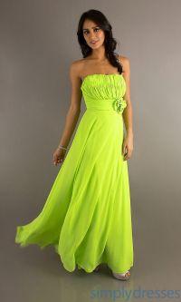 25+ best Lime Green Bridesmaid Dresses ideas on Pinterest ...