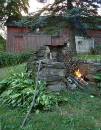 25+ best ideas about Rustic fire pits on Pinterest