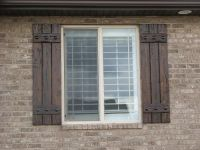 Diy Exterior Shutter Plans - WoodWorking Projects & Plans