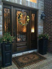 30 best images about Front door flower pots on Pinterest ...