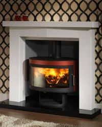 17 Best ideas about Modern Wood Burning Stoves on ...