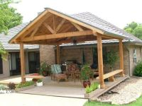 Best 25+ Backyard covered patios ideas on Pinterest