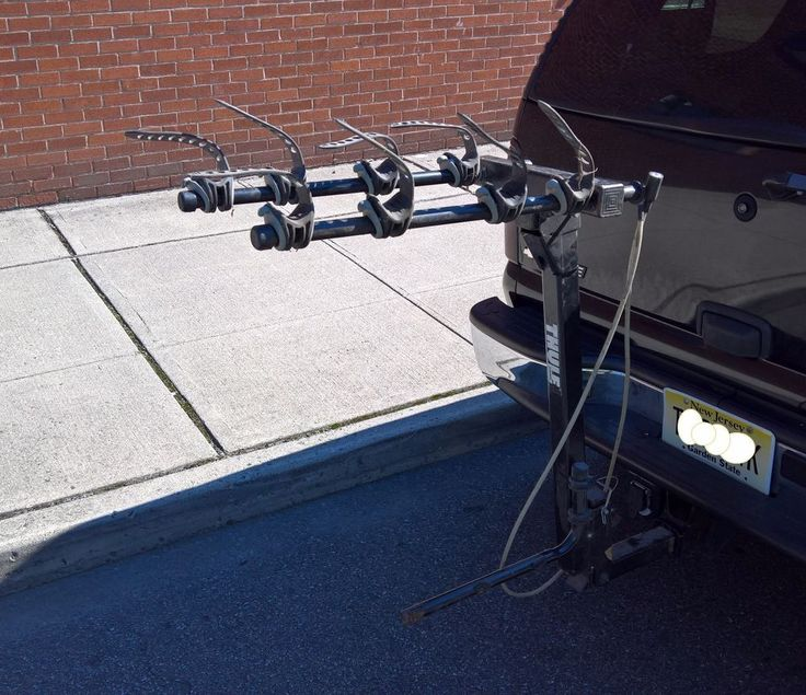1000 Ideas About Suv Bike Rack On Pinterest Cycling