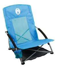 Coleman Low-Sling Beach Chair | Chairs, Beach chairs and Ps