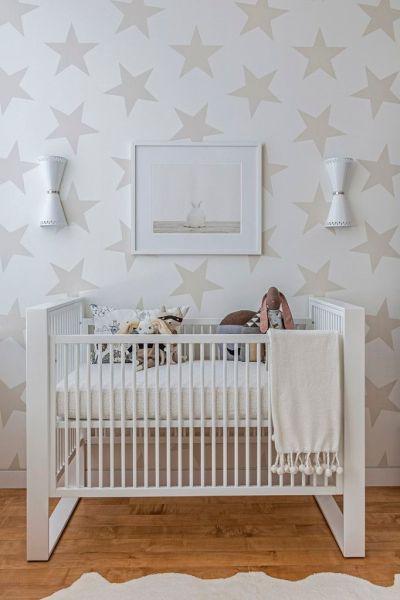 17 Best ideas about Nursery Wallpaper on Pinterest   Baby nursery wallpaper, Baby wallpaper and ...