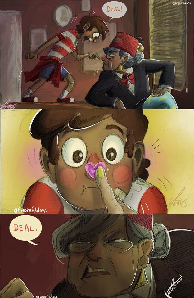 Gravity Falls Mystery Shack Wallpaper Relativity Falls Boss Stan Gravity Falls Au