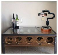 25+ best ideas about Industrial Lamps on Pinterest   Pipe ...